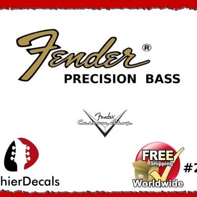 21b Fender Precision Bass