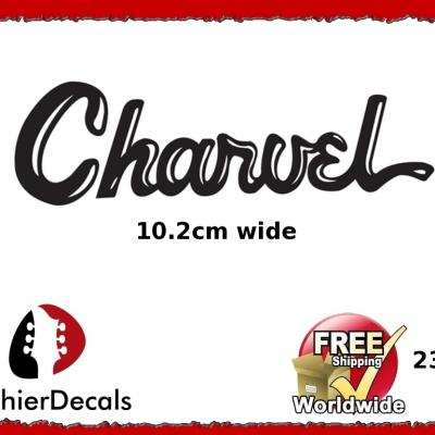 238b Charvel Guitar Decal