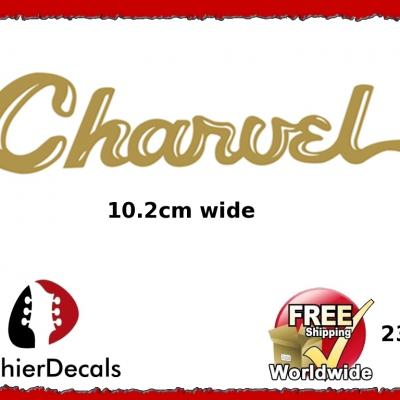 239b Charvel Guitar Decal