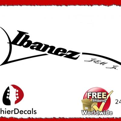 246b Ibanez Jem Guitar Decal