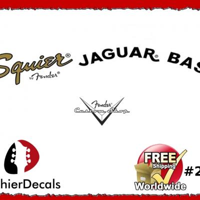 29b Squier Jaguar Bass