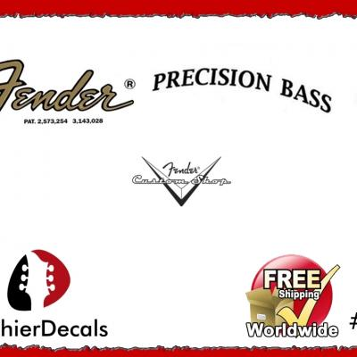3b Fender Precision Bass