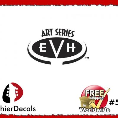52b Charvel EVH Art Series