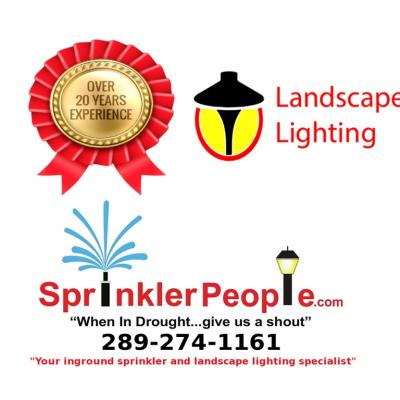 Lawn Irrigation And Lighting