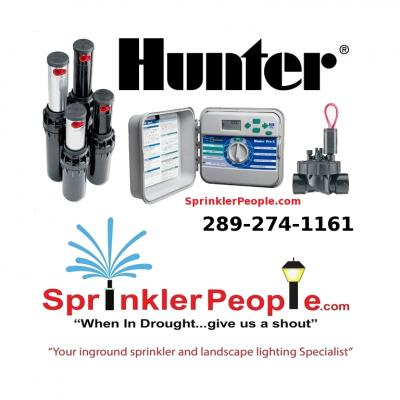 Lawn Sprinklers Irrigation