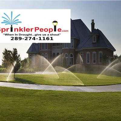 Sprinkler Irrigation Durham Gta