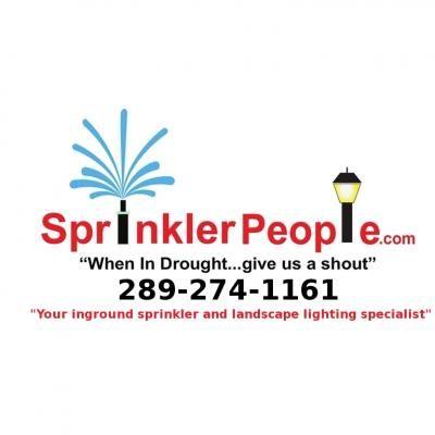 Sprinklerpeople Contact Logo