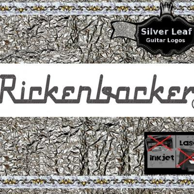 113s Rickenbacker Decal