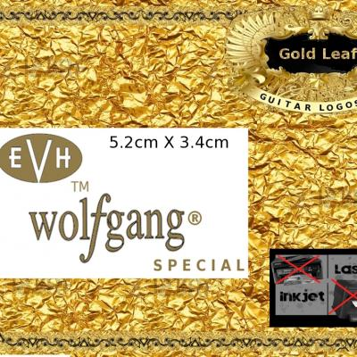 123g Evh Wolfgang Guitar Decal
