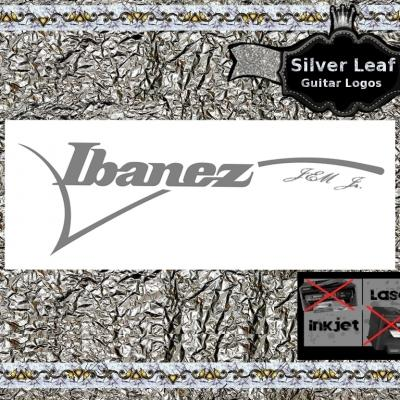 125s Ibanez Jem Jr. Guitar Decal