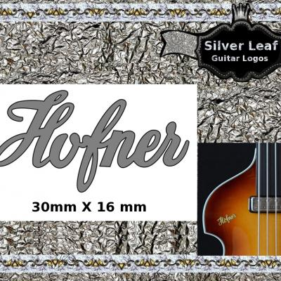 147s Hofner Guitar Decal