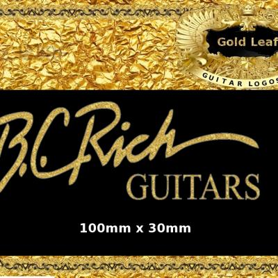 57g B.c. Rich Guitar Decal