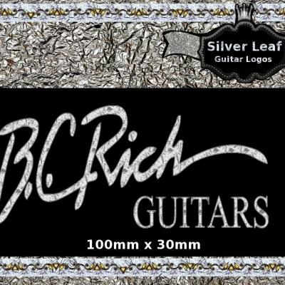 57s B.c. Rich Guitar Decal