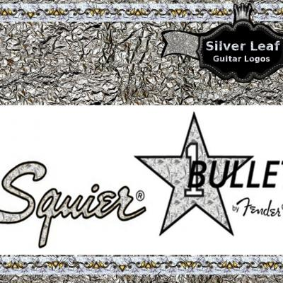 62s Squier Bullet Guitar Decal