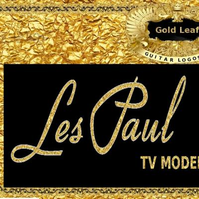 67g Les Paul Tv Model Guitar Decal