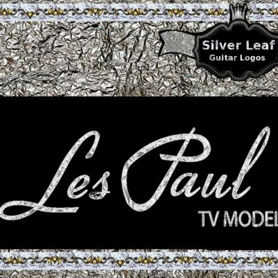 67s Les Paul Tv Model Guitar Decal