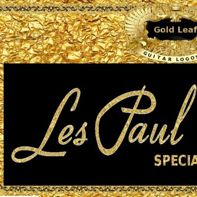 68g Les Paul Special Guitar Decal