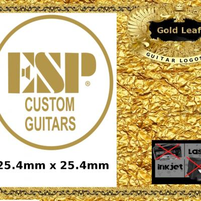 98g Esp Custom Guitar Decal Sticker Waterslide