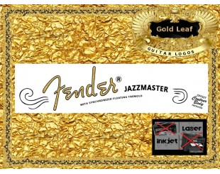 Fender Jazzmaster Decals