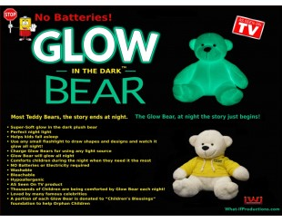 Glow Bear Teddy Bear