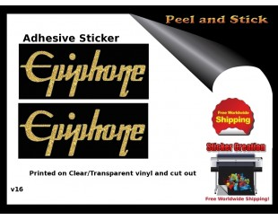 Epiphone Stickers
