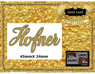 Hofner Guitar Decal 131g