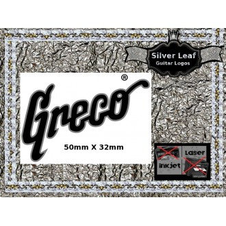 Greco Guitar Decal 132s