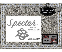 Spector Guitar Decal 144s