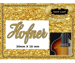 Hofner Guitar Decal 147g