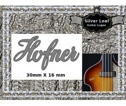 Hofner Guitar Decal 147s
