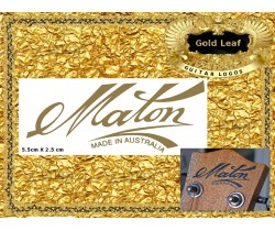 Maton Made in Australia Guitar Decal 153g