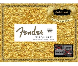 Fender Esquire Guitar Decal 25g