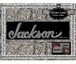 Jackson Guitar Decal 3s