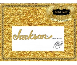 Jackson Guitar Decal #44g