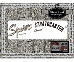 Squier Stratocaster Guitar Decal #69s