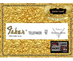 Faker Telefaker Guitar Decal 80g