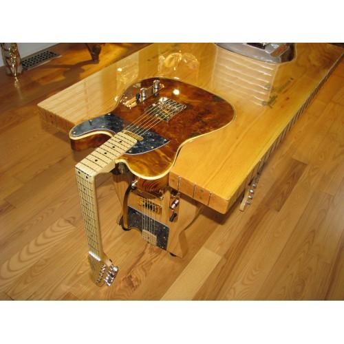 guitar decals restoration logos fender guitar coffee table. Black Bedroom Furniture Sets. Home Design Ideas